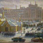 1945 в Таллинне. Виктор Лешкин.